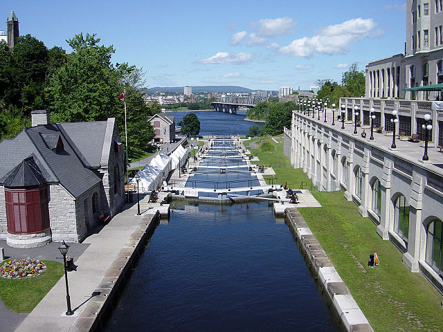 Rideau Canal Ottawa - Image Credit: http://en.wikipedia.org/wiki/File:Rideau_Canal.jpg