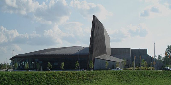 Canadian War Museum - Image Credit: http://en.wikipedia.org/wiki/File:Canadian_War_Museum_new_building_2007.jpg